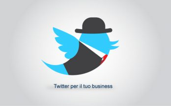twitter per il business