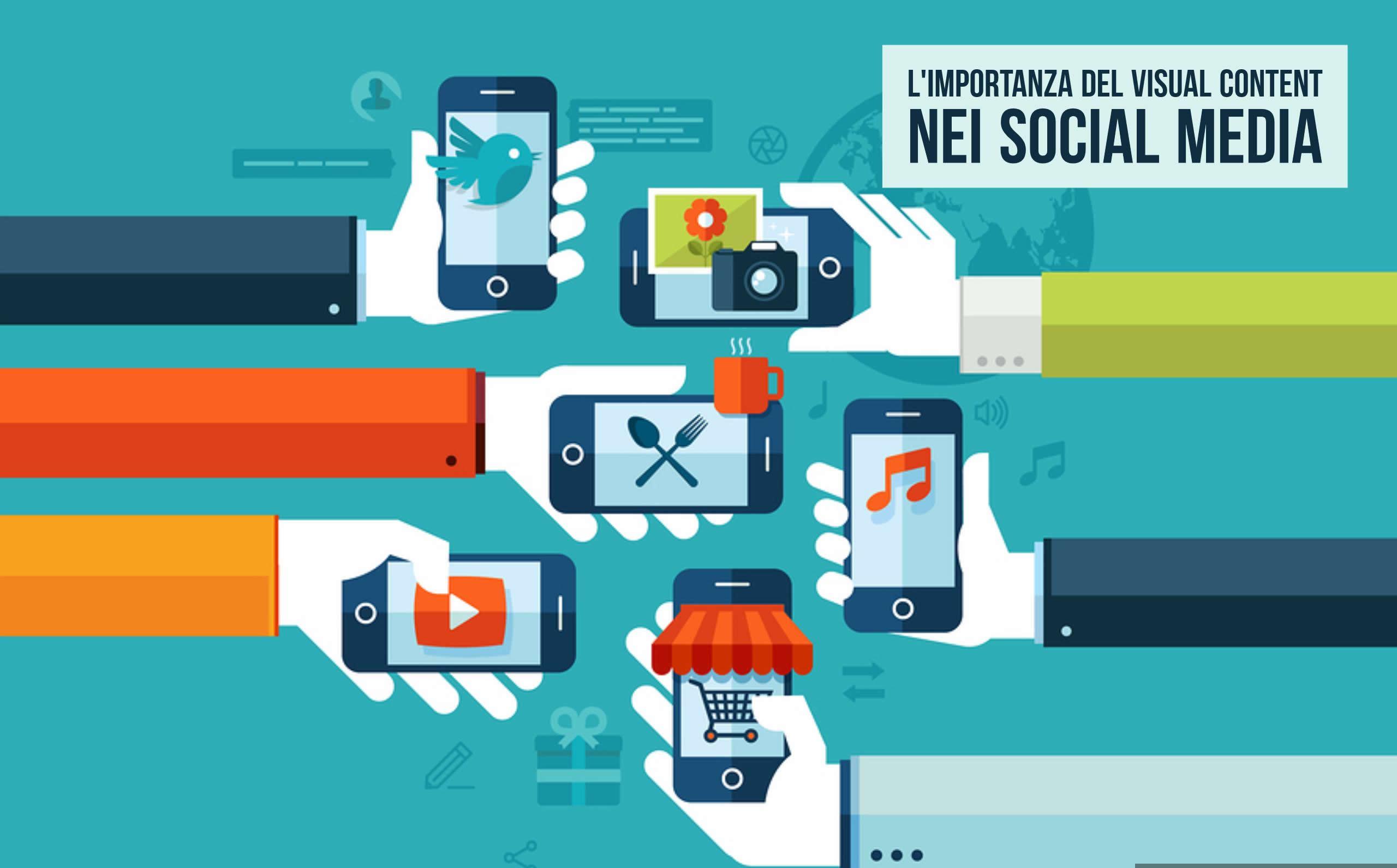Social Media Tips: come creare immagini attrattive per i social