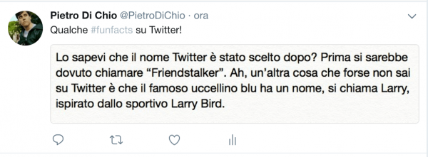 schermata tweet con screenshot