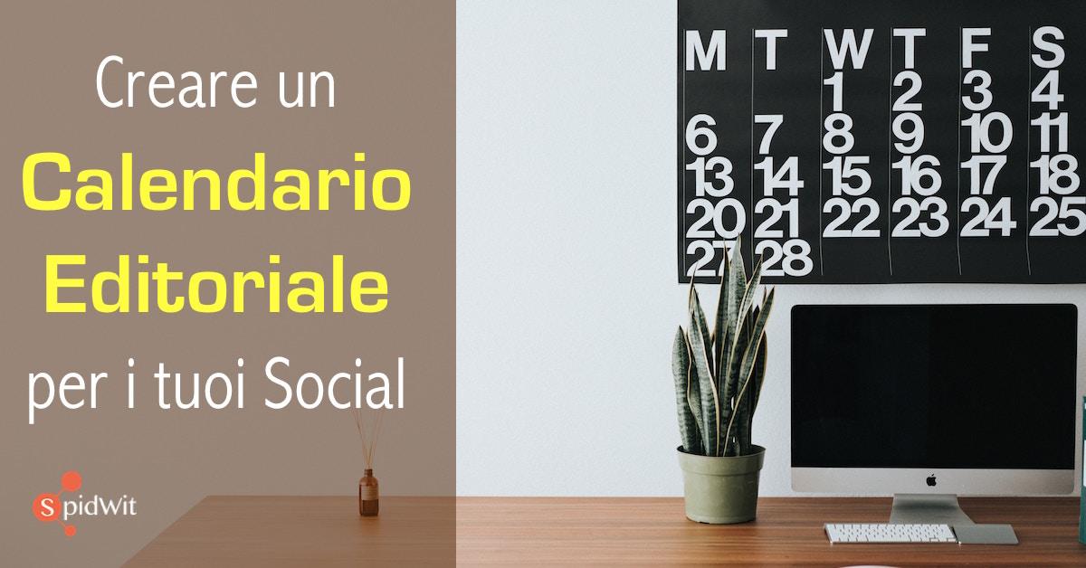 Creare Calendario Condiviso.Come Creare Un Calendario Social Per I Tuoi Contenuti