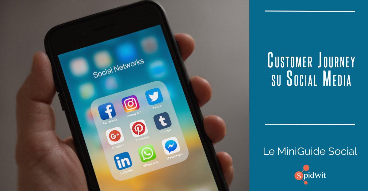 Titolo: customer journey su social media