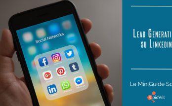 Titolo: lead generation su Linkedin