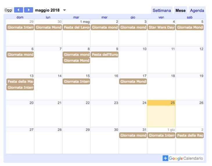 calendario editoriale - come gestire instagram