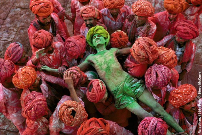 Esempio pattern: foto di Steve Mc Curry