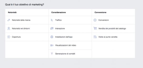 facebook-ads-obiettivo