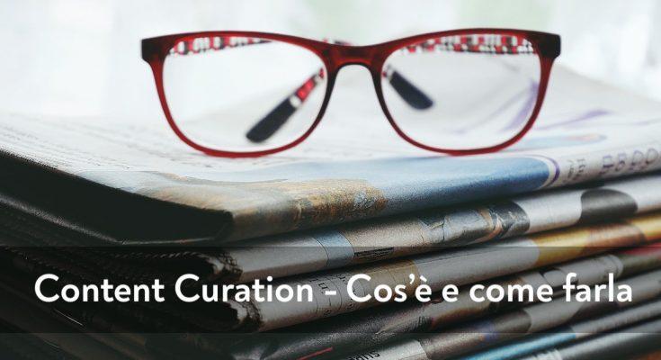 content-curation-cose-come-farla