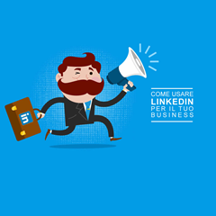 Linkedin per il Business